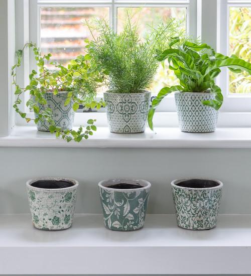Dutch-style Pots
