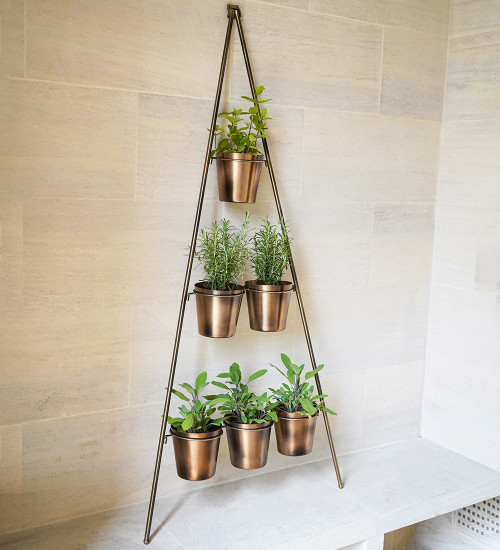 Wall Plant Stand