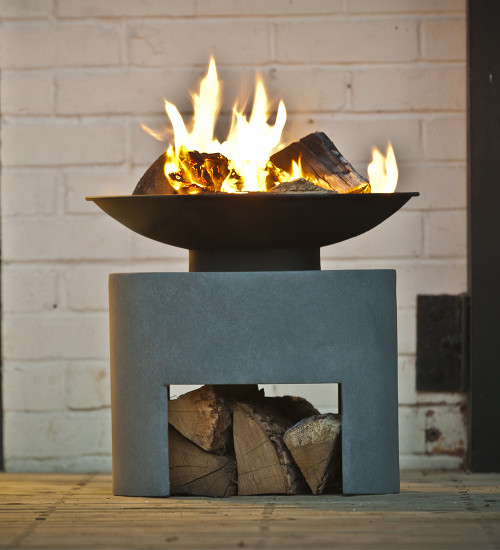 Firebowl and Console