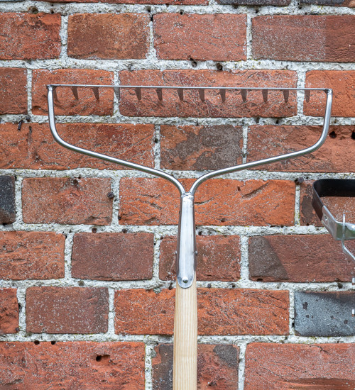 Stainless Steel Bow Rake