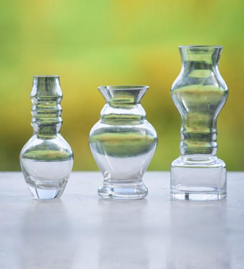 Mini Glass Vases