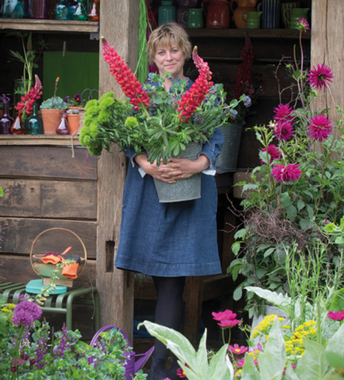 The Cutting Garden, 25 years on with Sarah Raven at Yeo Valley, Somerset