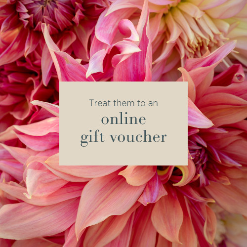 Sarah Raven Digital Gift Vouchers