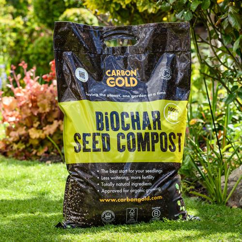 BioChar Seed Compost
