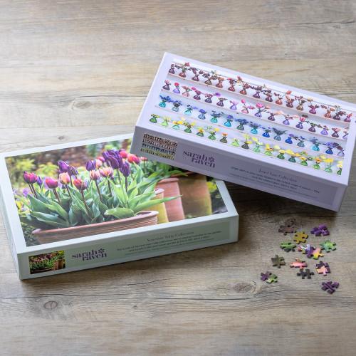 Sarah Raven 1000 Piece Jigsaw