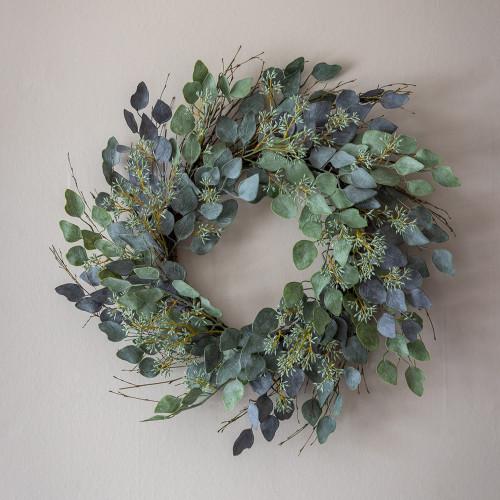 Bermondsey Eucalyptus Wreath