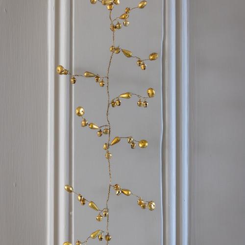 Golden Bells Garland