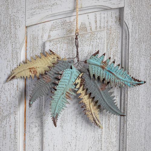 Vintage Fern Leaf Bunch