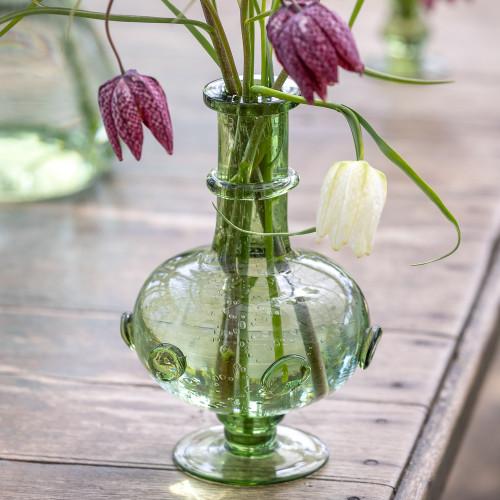 Venetian Style Pipe Vase