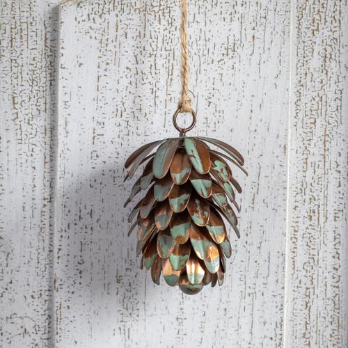Vintage Pinecone Decoration