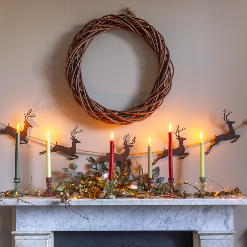 Willow Woven Wreath