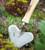 Heart-shaped Trowel