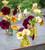 Miniature Bottle Vases