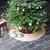 Seagrass Christmas Tree Mat