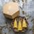 Christmas Tree Candle Gift Set