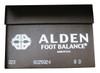 Alden Algonquin Blucher Oxford Black Calfskin #323