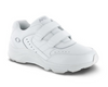 Apex Men's Double Strap Walker White Leather