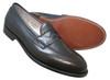 Alden Penny Loafer Soft Black Calfskin #9695F