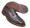 Alden Long Wing Blucher Dark Brown Calfskin  # 976
