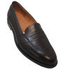 Alden Full Strap Slip-On Burgundy Calfskin #683
