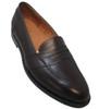 Alden Full Strap Slip-On Burgundy Calfskin #683
