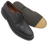 Alden Plain Toe Brogue Black Alpine Calfskin # 949