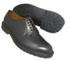 Alden Plain Toe Blucher Black Aniline #9435S