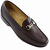 Alden Cape Cod Horse Bit Loafer Dark Brown Calfskin #H466