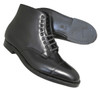 Alden Men's Straight Tip Boot Black Calfskin # 3917