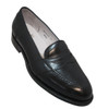 Alden Full Strap Slip-On Loafer Black Shell Cordovan #6845