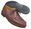Alden Cape Cod Mocc Oxford Aniline Leather Dark Brown #H946