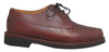 Alden Mocc Oxford Aniline Leather Dark Brown #H946