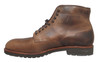 Alden Limited Edition  9 Eyelet Boot in Natural Aniline Leather #45180H