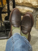 Alden Leisure Dark Brown Handsewn Kudu #5730S