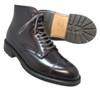 Alden Cap Toe Boot with Commando Sole Color 8 Shell Cordovan # 4060HC