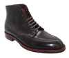 "Alden Limited Edition Norwegian  Split Toe 6"" Boot in Color 8 Shell Cordovan with Commando Sole"
