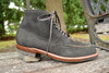 Alden Indy Boot Custom Version in Earth Chamois with Commando Sole