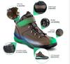 Apex Men's Ariya Hiking Boot Brown Leather