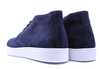 Zelli Otto Sueded Chukka Boot Navy