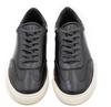 G.Brown Flight Calfskin sneaker Smoke # 813