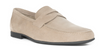 G. Brown Hudson Penny Slip On  Taupe Suede 503