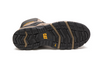 CAT Footwear Men's Excavator Superlite Waterproof Nano Toe Work Boot Dark Beige Leather