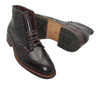 Alden Wing Tip Boot Color 8 Shell Cordovan with Commando Sole