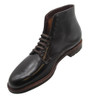 pre-order--ALDEN  Navy Hi Plain Toe Boot Color 8 Shell Cordovan  W/ COMMANDO SOLE  - DEPOSIT ONLY!