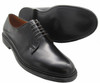 Alden Plain Toe Blucher Black Shell Cordovan #9901