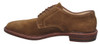 Alden Plain Toe Blucher with Unlined Vamp Snuff Suede #29336F