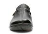 Clarks Women's Un.Loop Black Leather