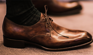 Highlighting Top Shoe Brands: Part 1 - Santoni, Alden, and Mezlan