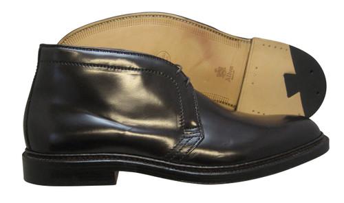 Alden - Chukka Boot Color 8 Shell Cordovan  #1339
