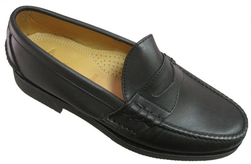 Alden Cape Cod Black Loafer # H404